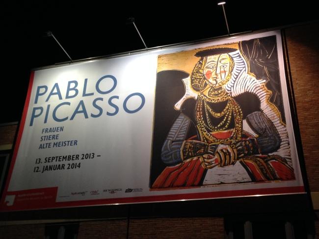 Die Picasso-Ausstellung im Kulturforum