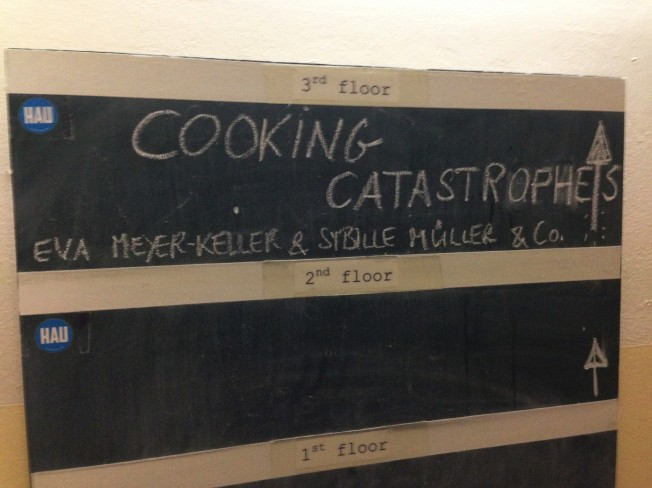 Cooking Catastrophes